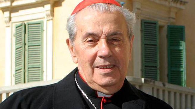 Il cardinale Achille Silvestrini (foto Veca)