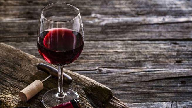 Il vantaggio del vino rosso
