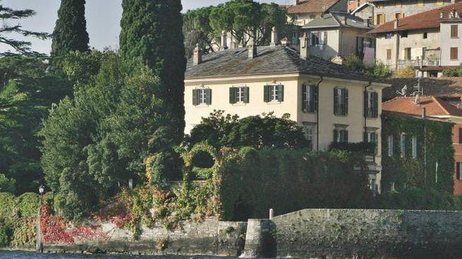 La dimora di George Clooney, Villa Oleandra a Laglio sul lago di Como (Cusa)