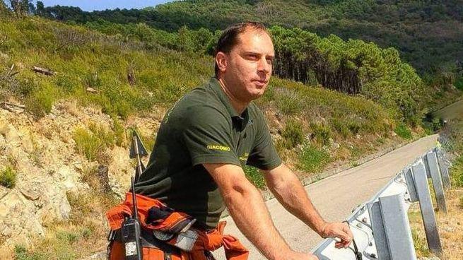 Giacomo Franceschi, l'ex volontario dell'antincendio di Calci, accusato