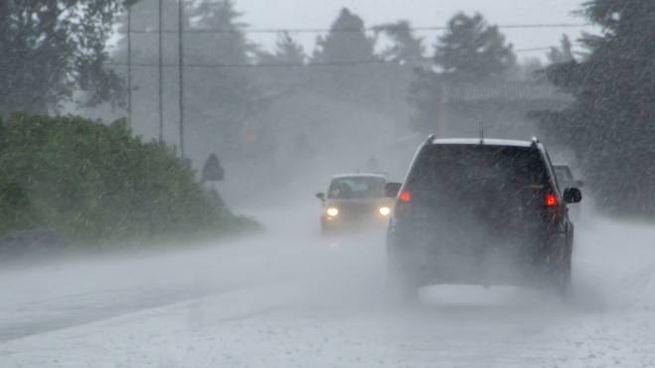 Previsioni meteo, sono in arrivo piogge molto forti sull'Italia (foto iStock)