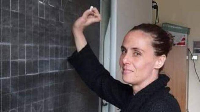 Romina Furfaro 44enne insegnante  di inglese