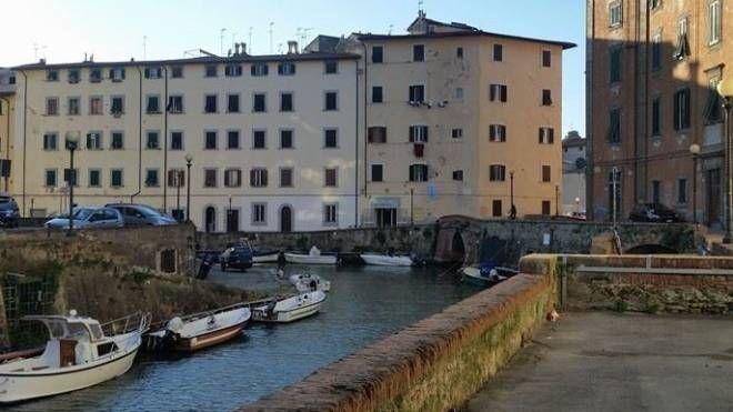Il quartiere de La Venezia a Livorno