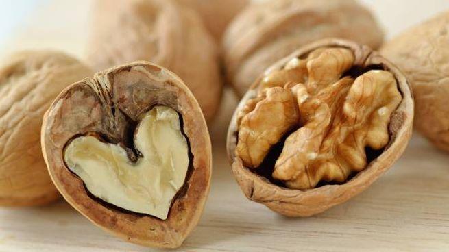 Le noci crude hanno un alto fattore di protezione del cuore
