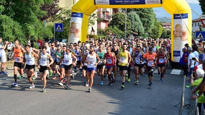 La Run...Dagiata (foto Regalami un sorriso onlus)