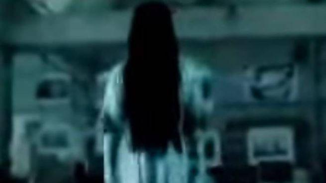 Samara Morgan, fermo immagine da Youtube