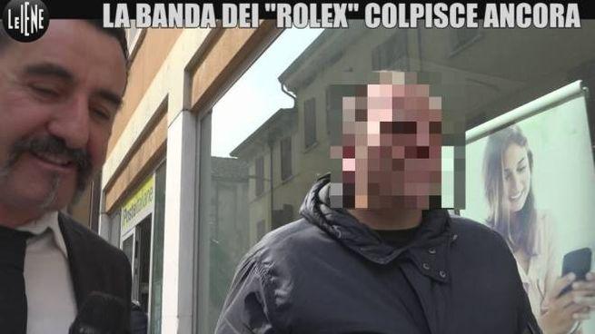 La banda dei Rolex scoperta da Le Iene