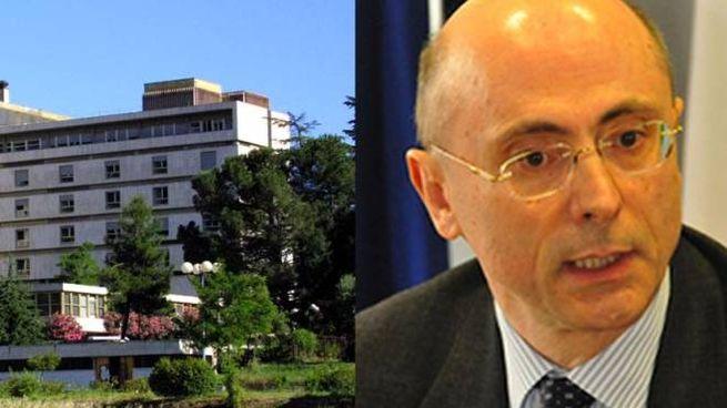 L'ospedale di Ascoli e Luciano Moretti