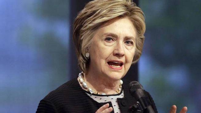 Hillary Clinton (Ansa)