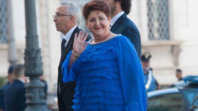Teresa Bellanova, ministro per l'Agricoltura (ImagoE)