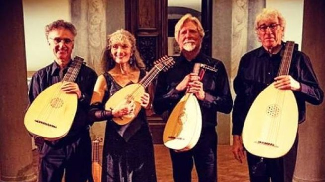 European Lute Quartet (foto Lorenzo Desiati)