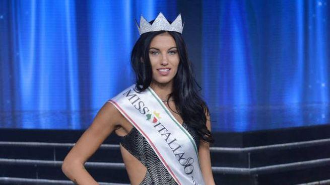 Carolina Stramare, Miss Italia 2019 (LaPresse)