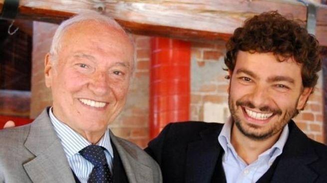 Piero Angela e Massimo Polidoro