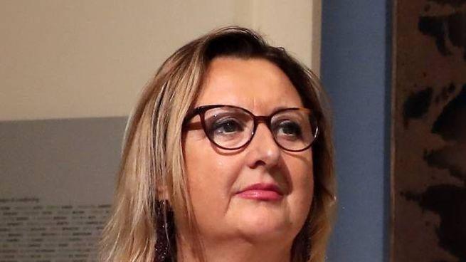 Maria Grazia Gattari, funzionaria della Soprintendenza