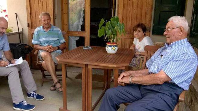Arturo Sassi, 98 anni