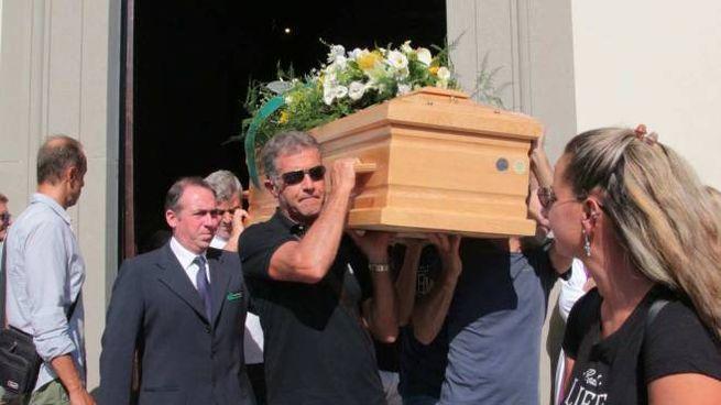 I funerali di Marco Perazzino