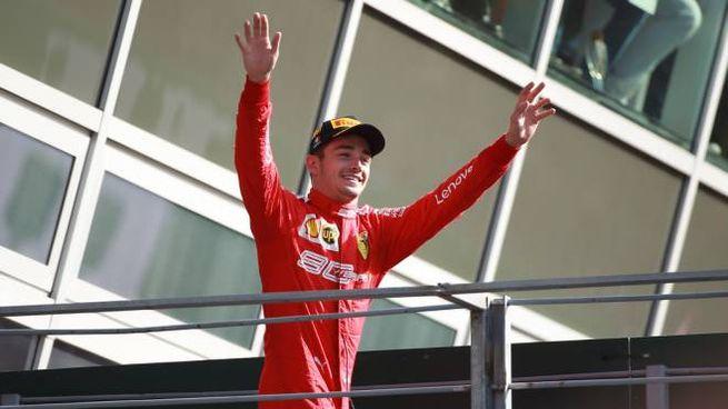 Charles Leclerc trionfa a Monza (LaPresse)