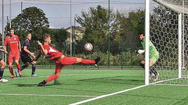 Lentigione-Forlì 1-1