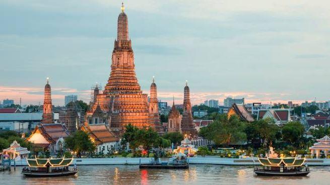 Nel 2018 a Bangkok sono passati 22,78 milioni di visitatori