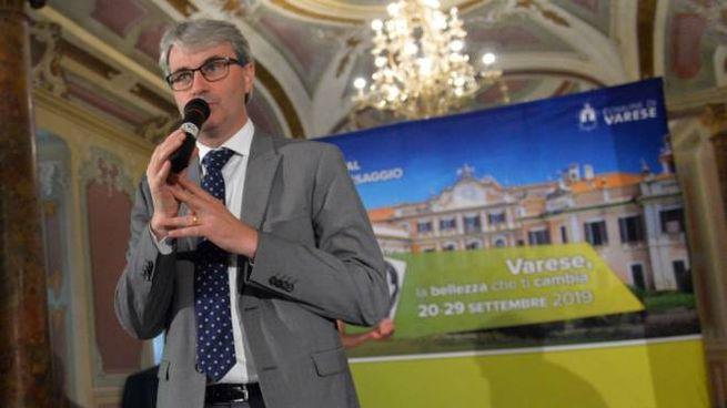 Il sindaco di Varese Davide Galimberti punta a un salto di qualità