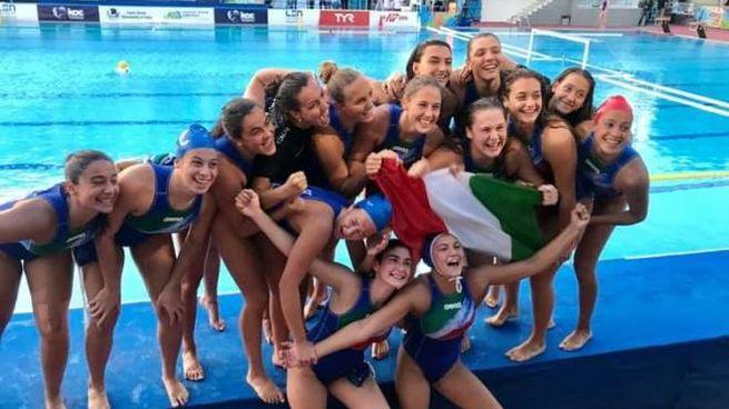 La Nazionale U17 femminile