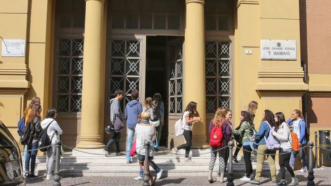 Pesaro,liceo Mamiani
