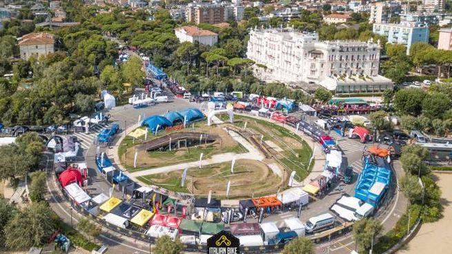 La prima edizione dell'Italian bike festival nel 2019