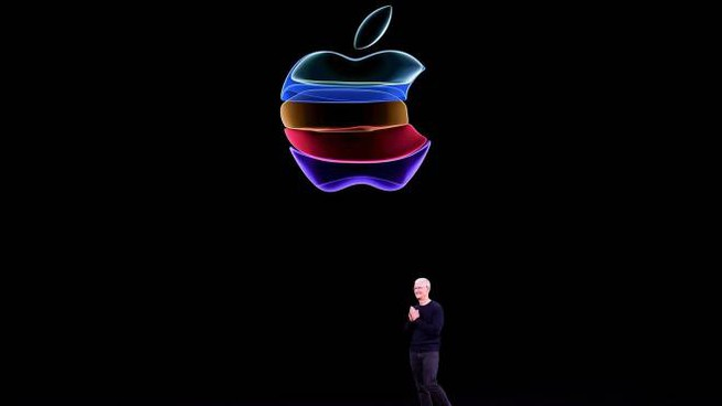 Evento Apple (AFP)