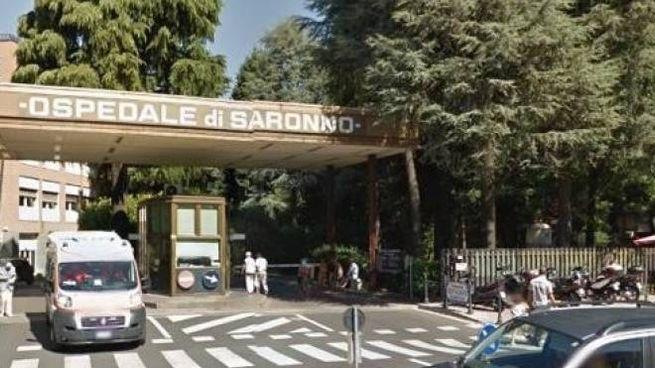 L'ospedale di Sarronno