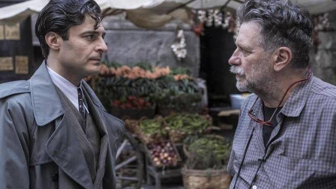 """Una scena de """"Il Commissario Ricciardi"""