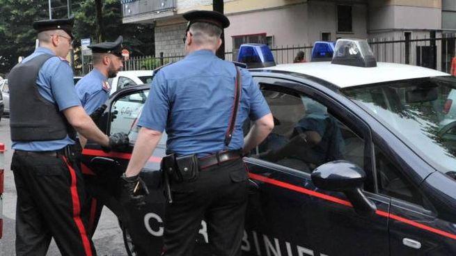 A Ferrara aumentano arresti e denunce (Foto Newpress)