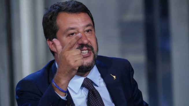 Matteo Salvini (ImagoE)
