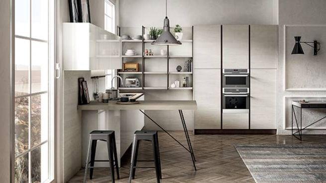 cucine dal look contemporaneo adatte a qualsiasi spazio