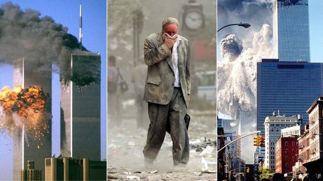 11 settembre 2001, attentato a New York