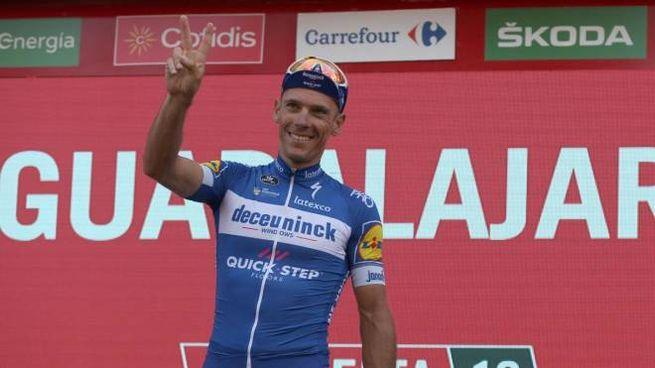 Vuelta, Philippe Gilbert (foto Ansa)