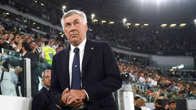 Ancelotti indignato per via degli spogliatoi del San Paolo