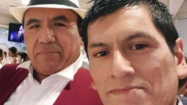 Maycons Caso Cueva, a destra, morto a 33 anni