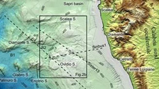 Nuovi vulcani scoperti da Ingv