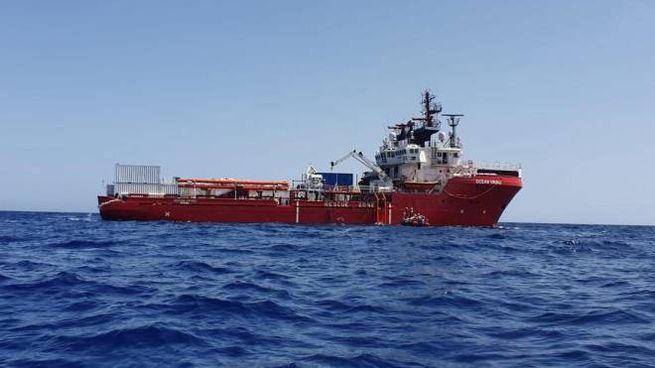 La Ocean Vikings (Ansa)