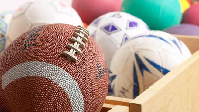 Tante discipline nella Festa dello Sport