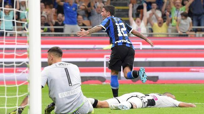 Serie A Anticipi Terza Giornata Risultati E Classifica Inter Sola In Vetta Sport Calcio