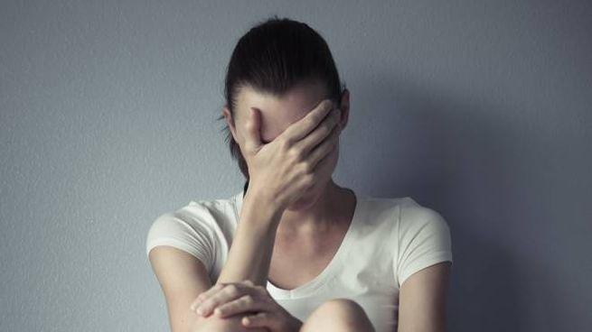 Pesaro, donna picchiata dal marito (foto d'archivio)