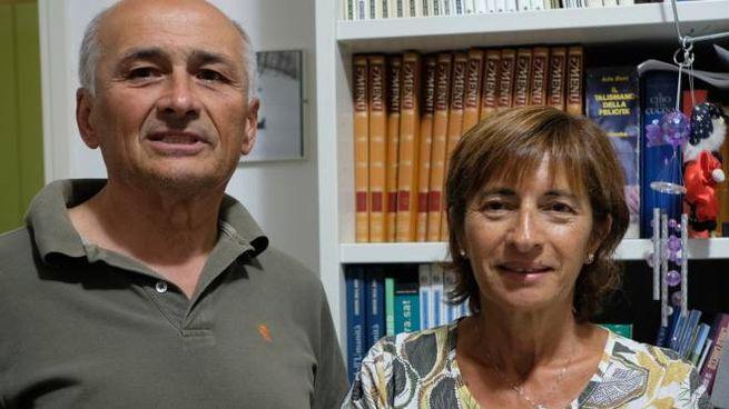 Roberto Zannoni e Annarita Salvigni