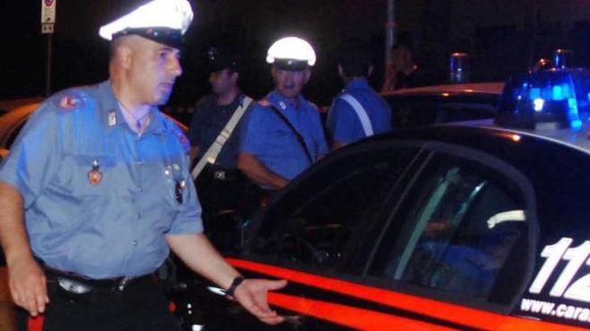 I carabinieri hanno sentito i testimoni