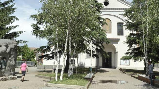 La chiesa di Sant'Ambrogio