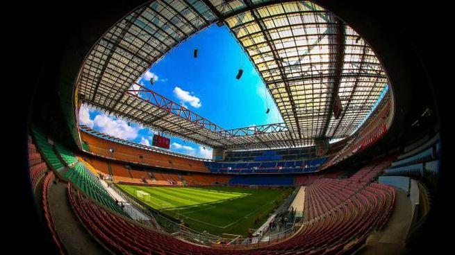 Lo stadio di San Siro (La Presse)