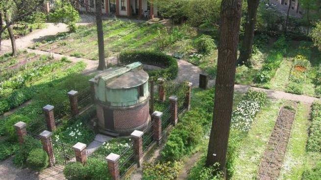 L'Orto botanico di Brera
