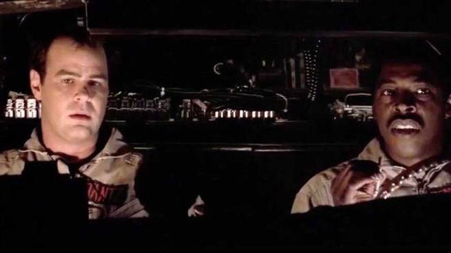 Dan Aykroyd e Ernie Hudson in  'Ghostbusters' (1984) - Foto: Columbia Pictures