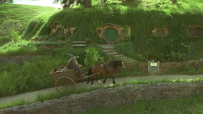 Una scena del 'Signore degli Anelli - La compagnia dell'Anello' - Foto: New Line Cinema