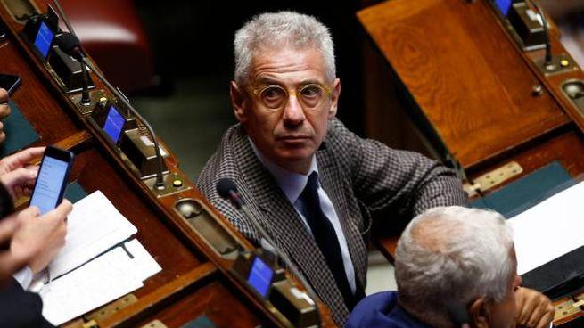 Diego Sozzani di Forza Italia alla Camera dei deputati (Lapresse)